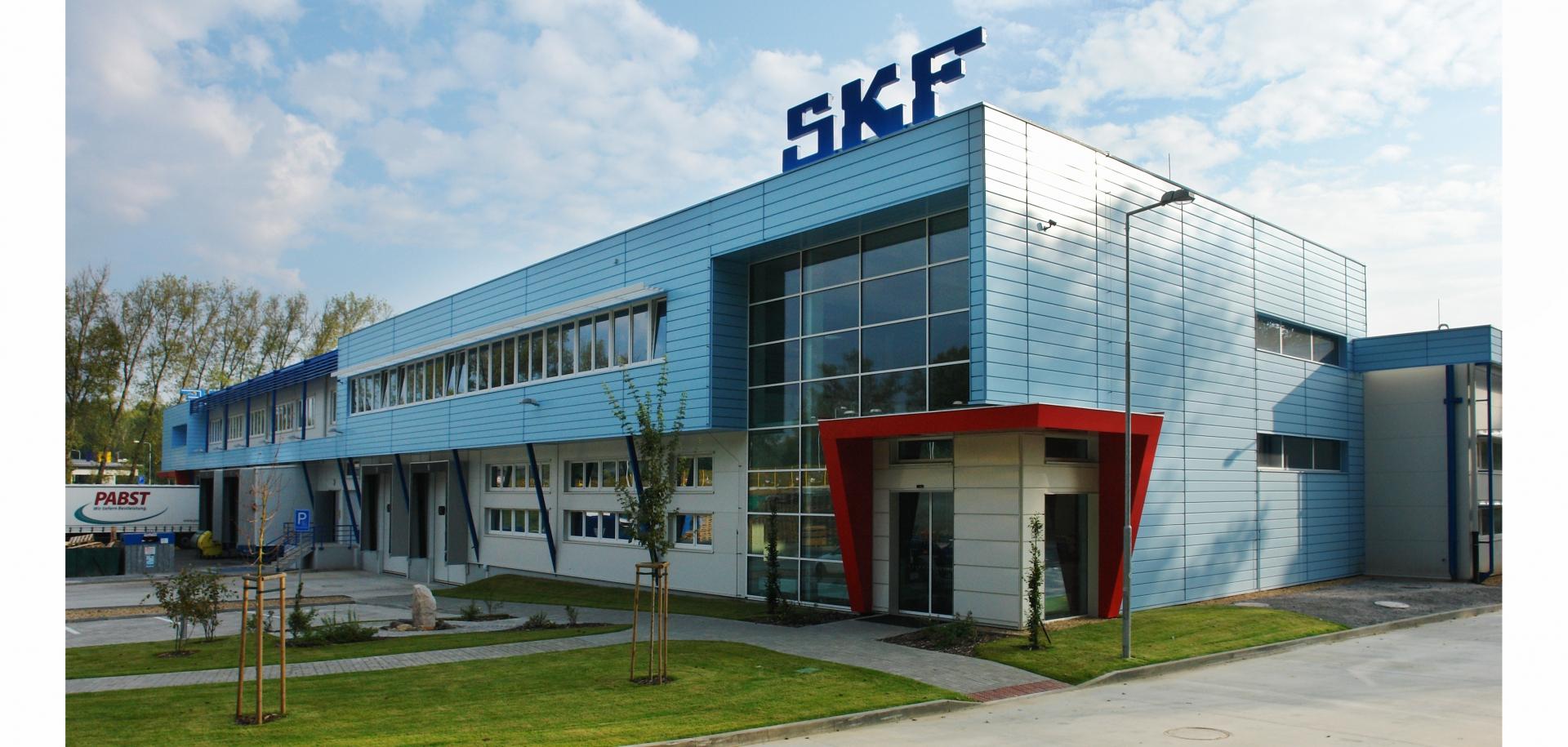 SKF Chodov nova budova