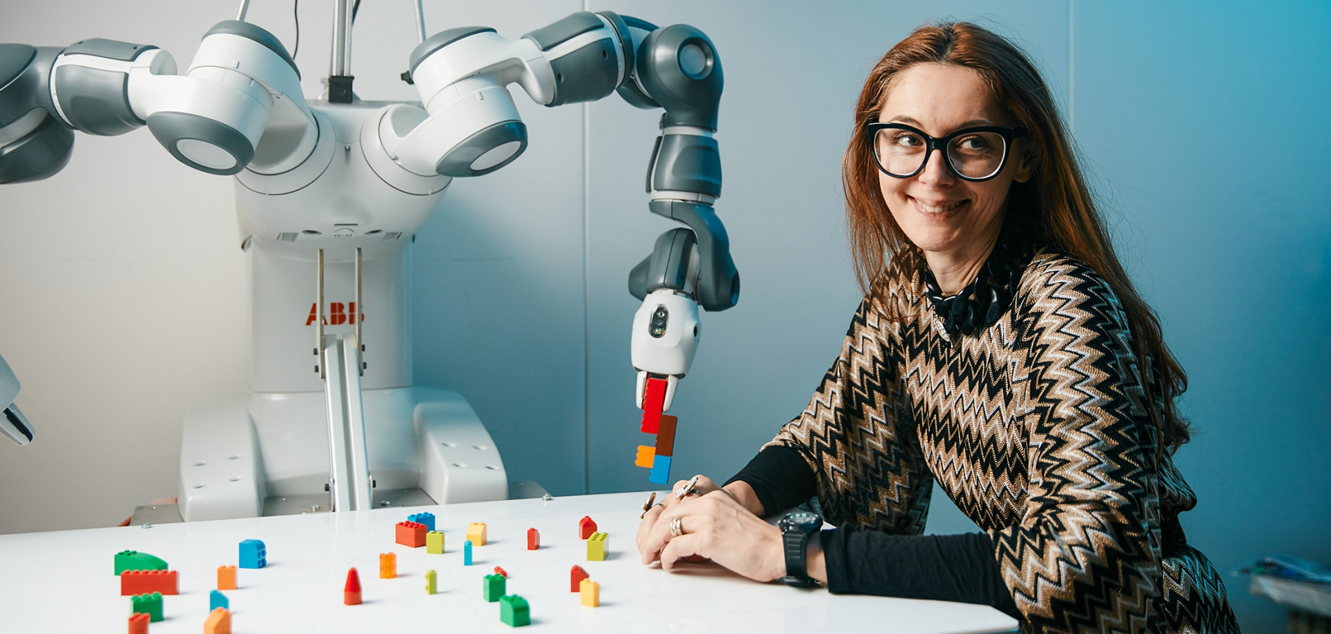 Danica Kragic talks about ethical robots