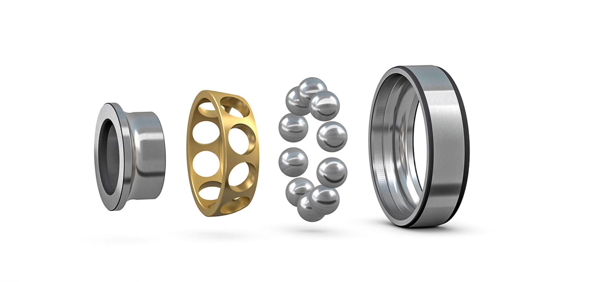 New bearings for high-speed applications