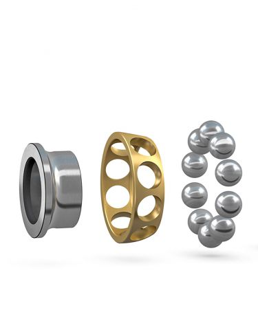 New SKF Explorer single-row angular contact ball bearings for high-speed applications
