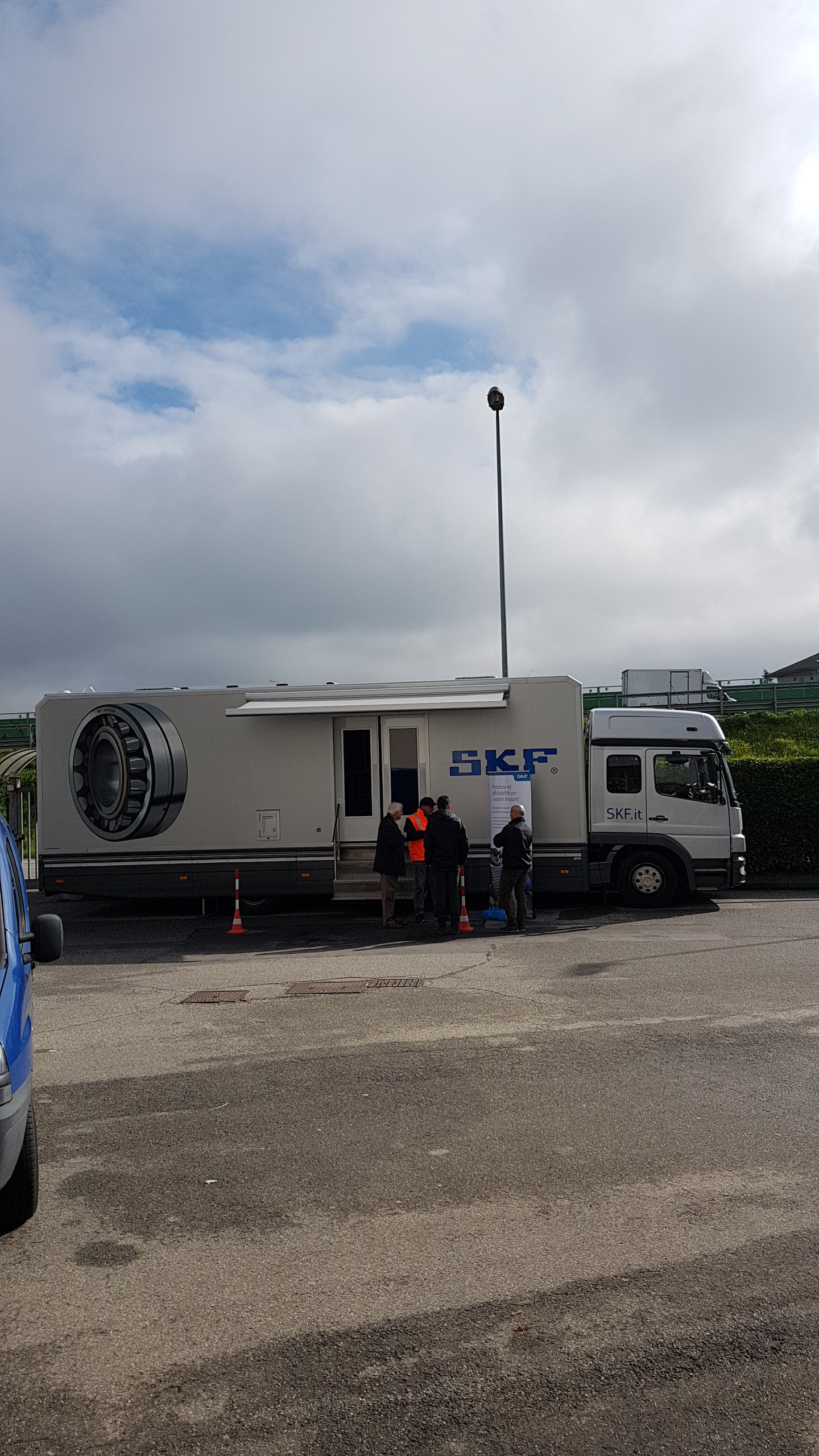 Evento ATP - MaPro Truck SKF