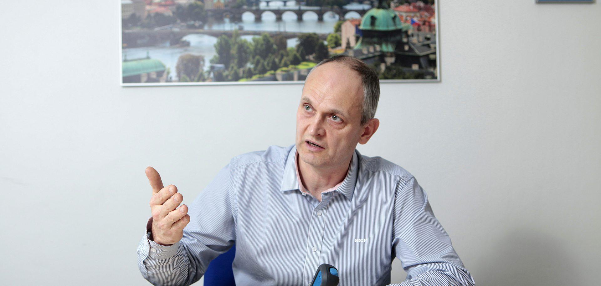 David Poláček, obchodní ředitel SKF CZ, Komerční přílohy