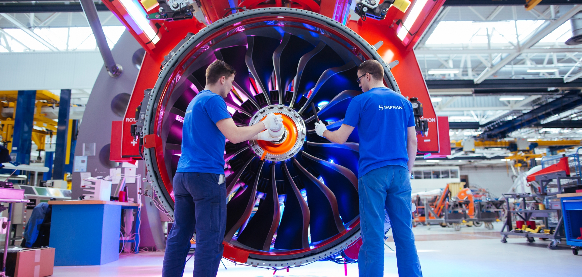 Il motore LEAP rappresenta un importante progresso tecnologico.