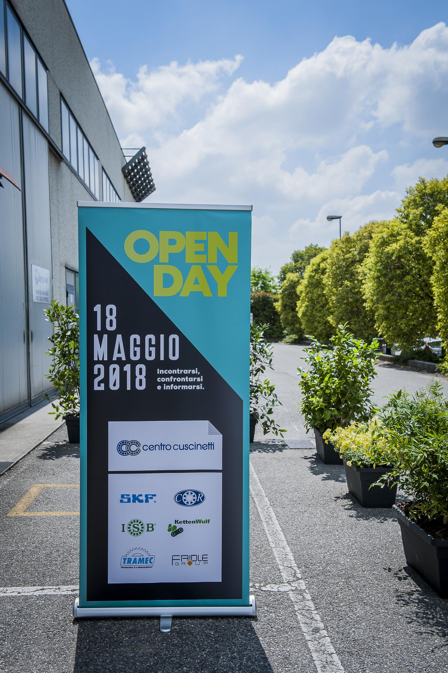 SKF Open day Centro Cuscinetti di Udine