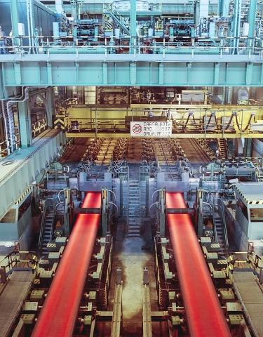 Accord-cadre avec ArcelorMittal