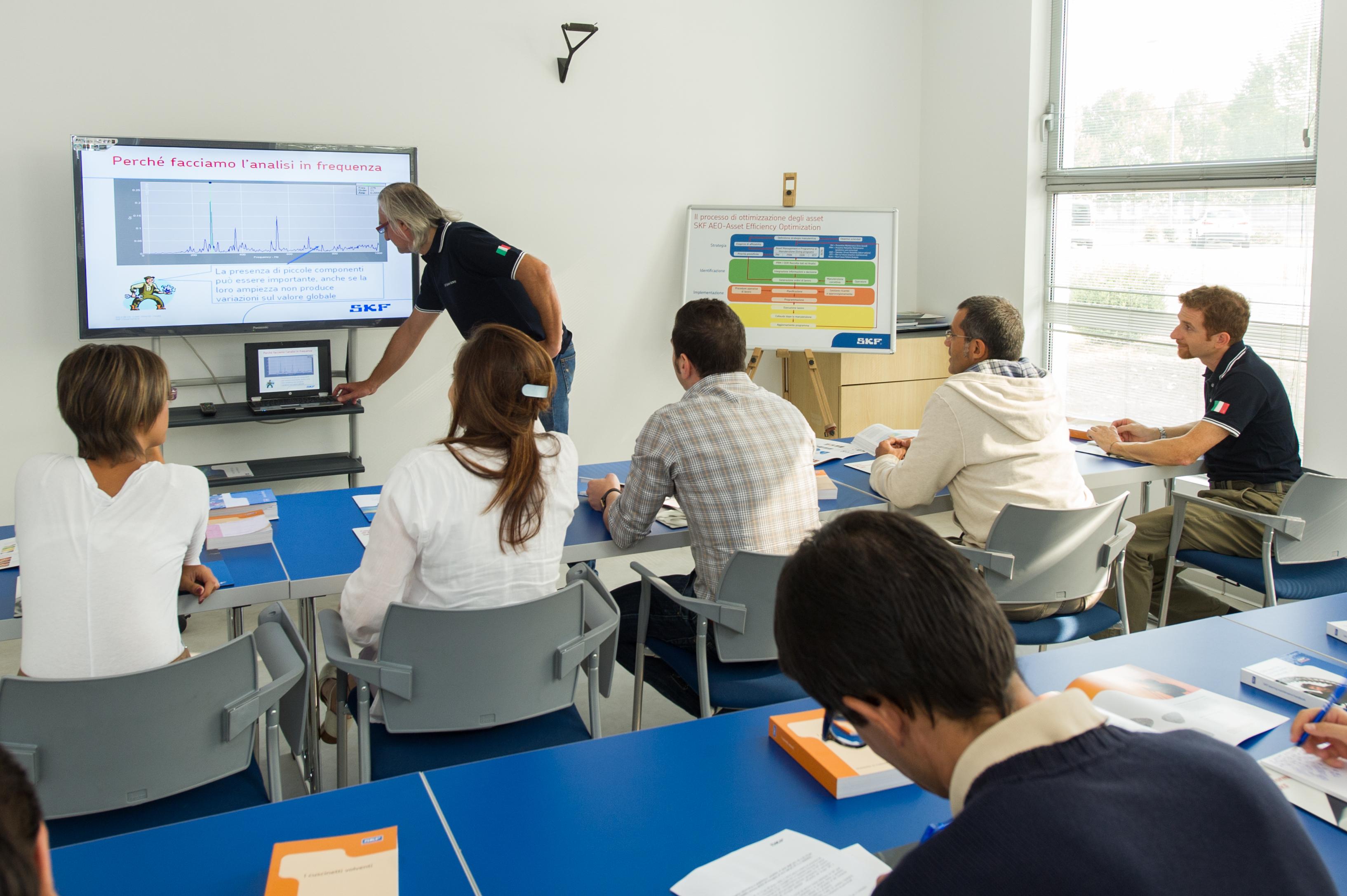 SKF Formazione in aula