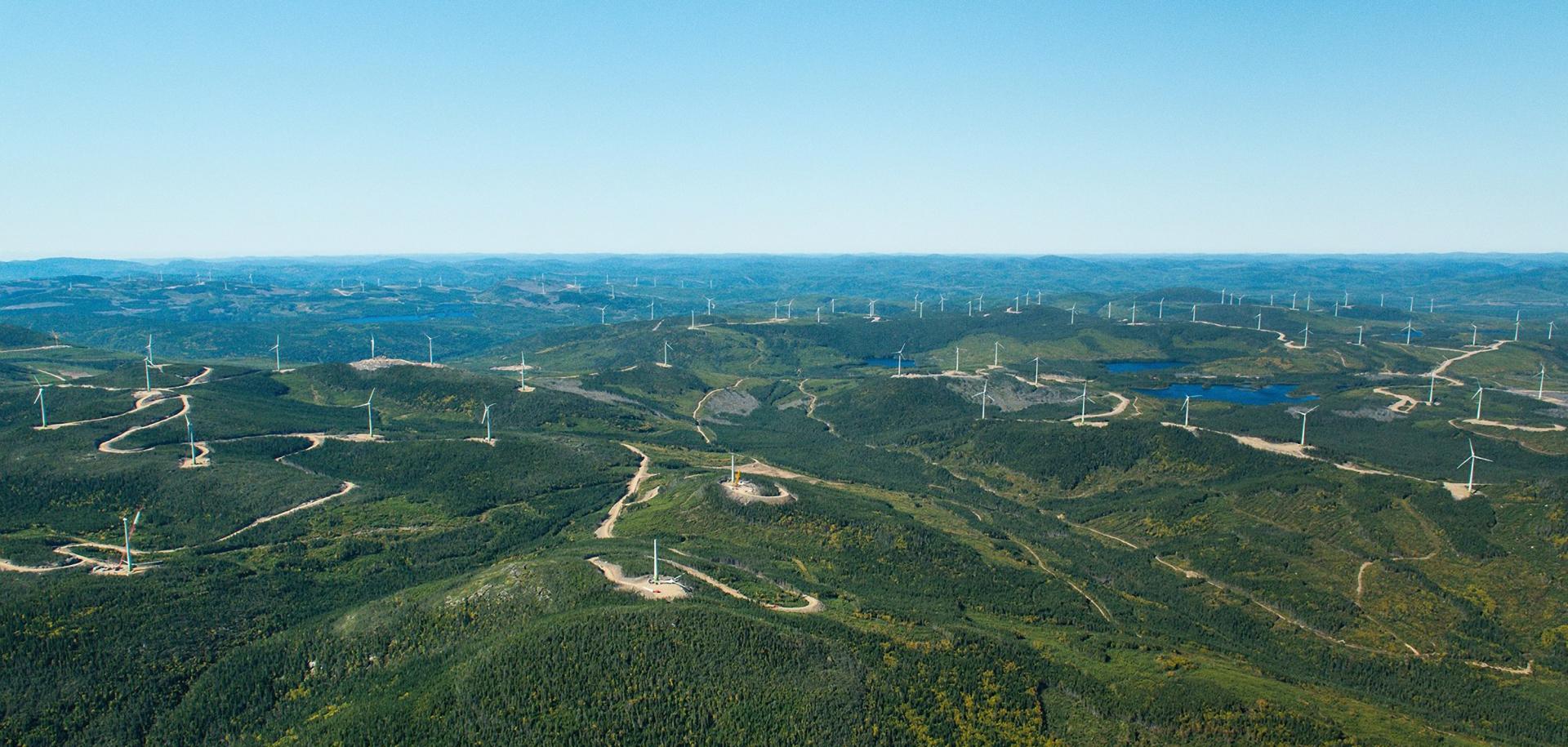 Boralex wind power