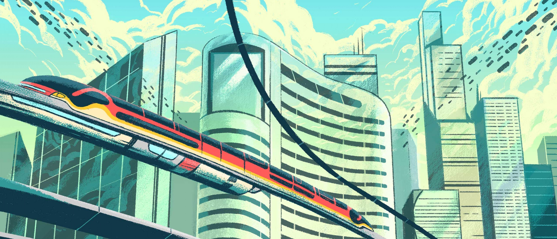 Smart cities rethink mobility