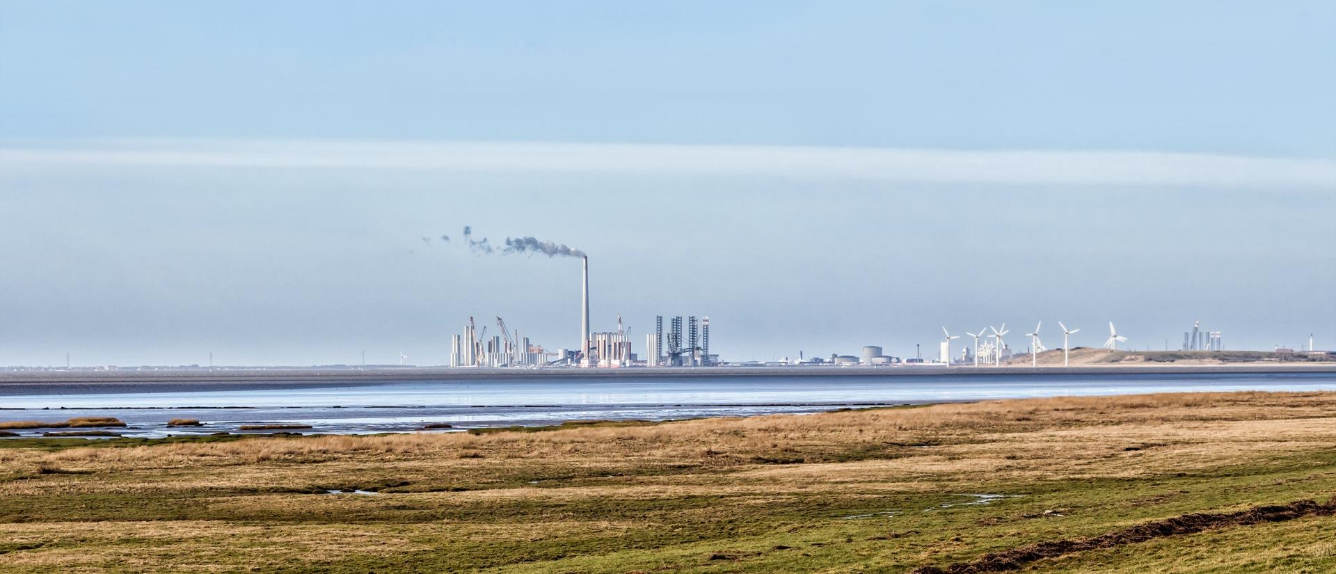 Dánský Esbjerg je pro evropský průmysl větrné energie důležitým místem.