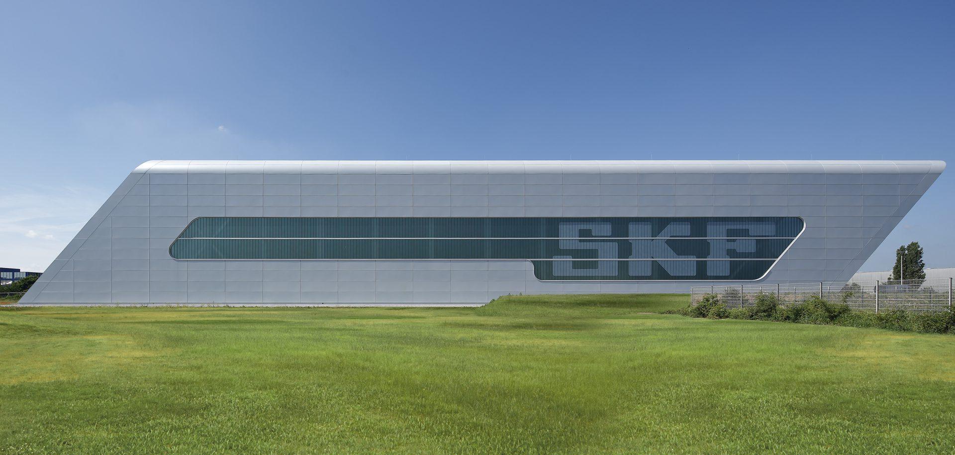 SKF Großlager-Prüfzentrum