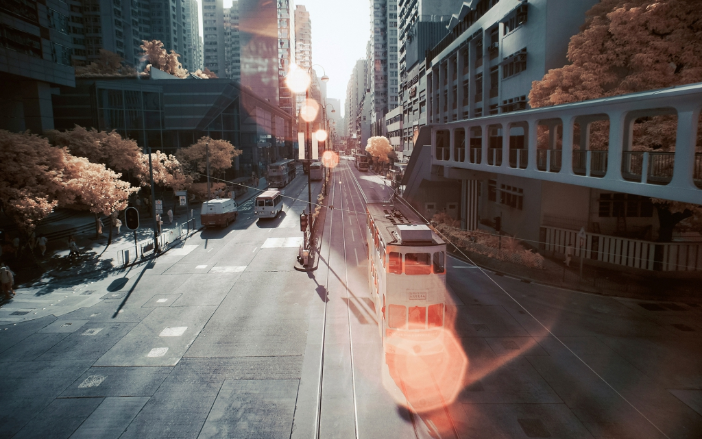 Un tram en voie de modernité