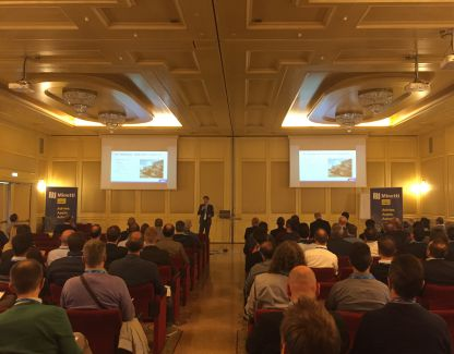 SKF al Customer day Minetti
