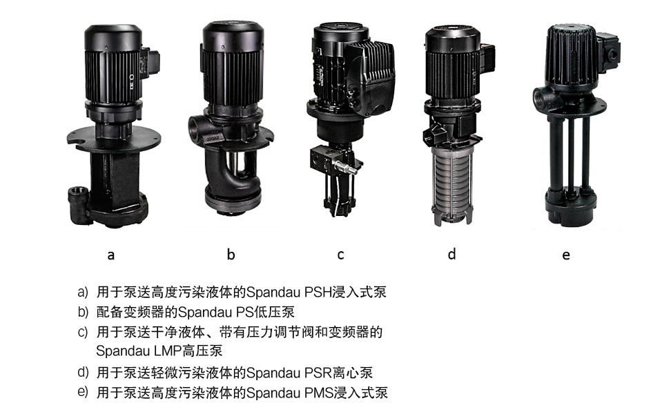 图3:霍多夫工厂的Spandau Pumpen泵。