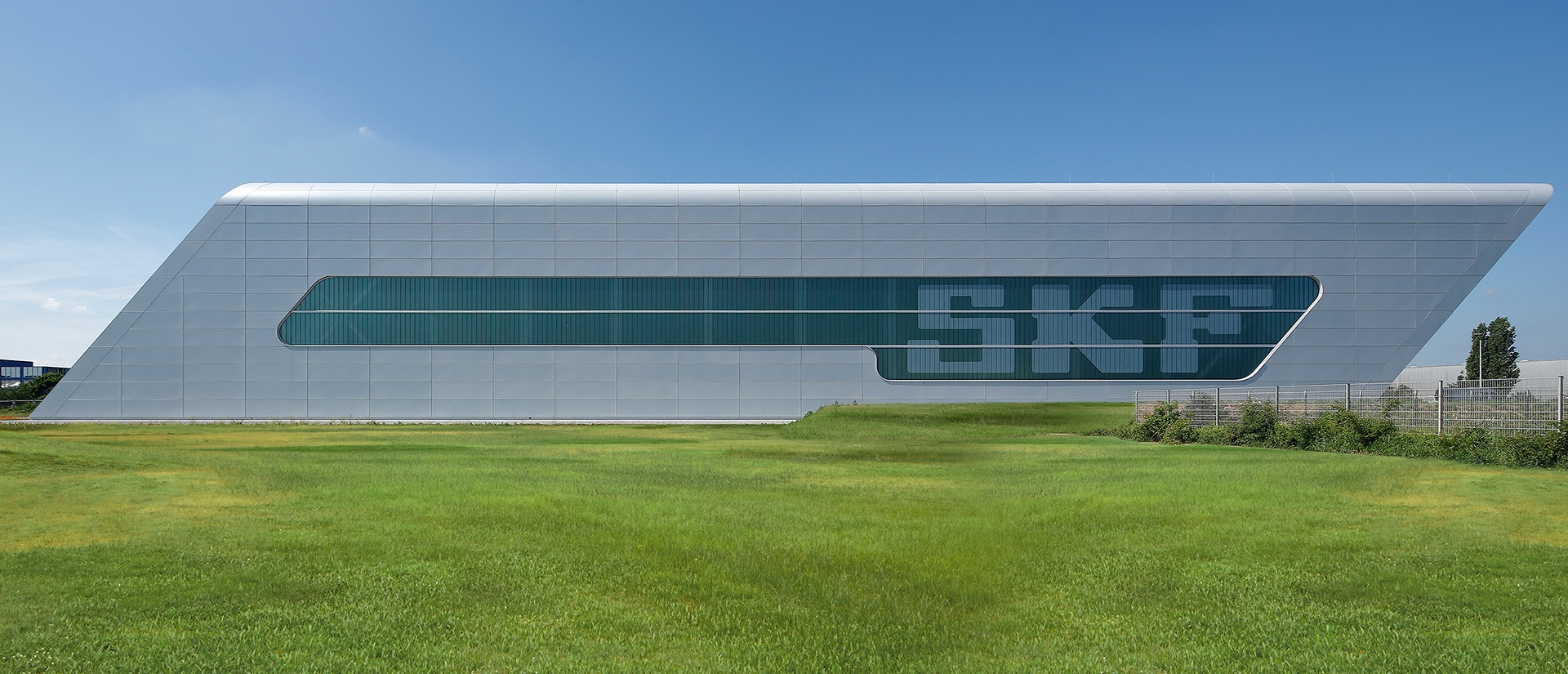 SKF Sven Wingquist Test Center