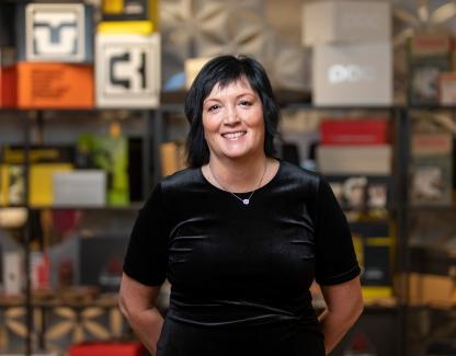 Petra Einarsson, CEO di BillerudKorsnäs