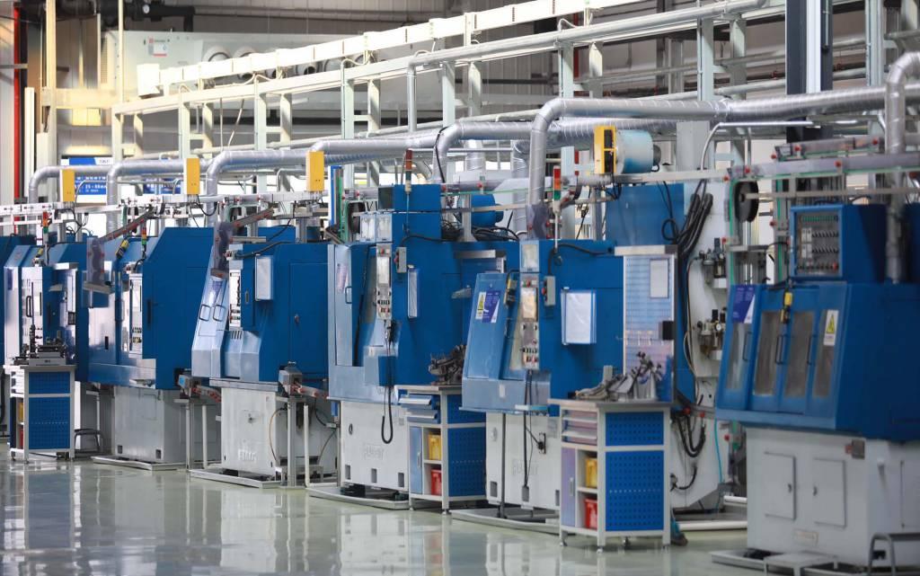 SKF weiht Werk in China ein
