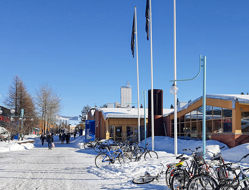 SKF and Luleå University of Technology have a long-standing relationship. A university technology center was established at Luleå in 2012.