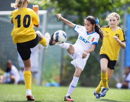 SKF extends sponsorship of the Gothia Cup