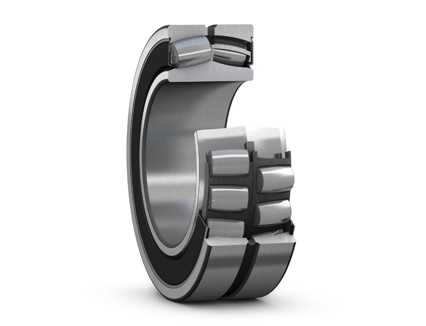 SKF sealed spherical roller bearing, latest design.