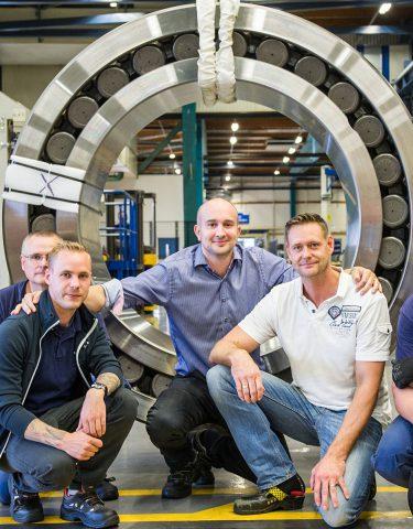 Spherical roller bearings: The bearing for all seasons