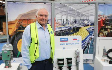 John Sample, Eigentümer und CEO von JSG Industrial Systems.