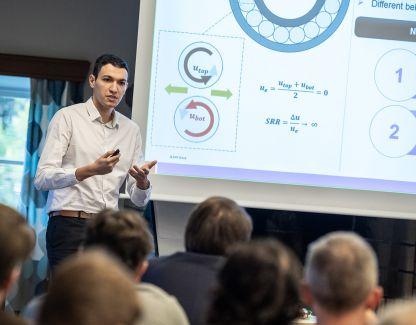 Bilel Meziane, Istituto Nazionale di Scienze Applicate, INSA Lyon.