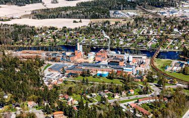Vertrag zur Produktivitätssteigerung bei Nordic Paper