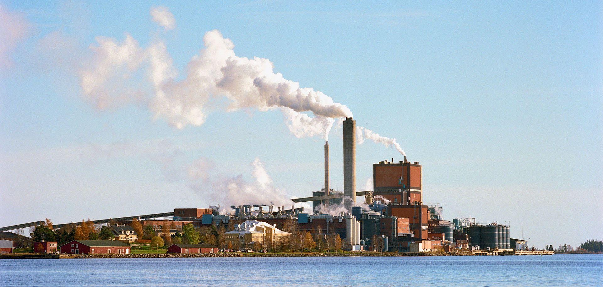 Karlsborg paper mill