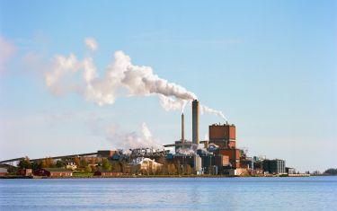 L'usine à papier de Karlsborg