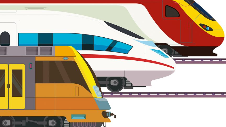 Population growth is a key driver of urban rail investment