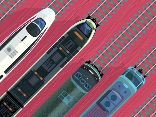 All aboard for railway growth