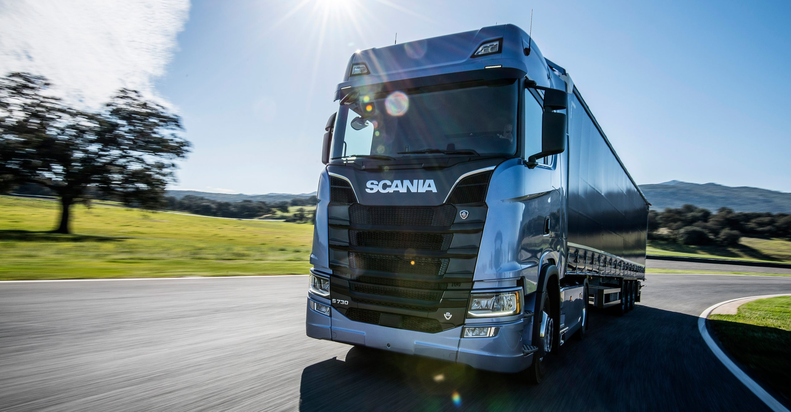 SKF Technologien in neuen Scania Trucks