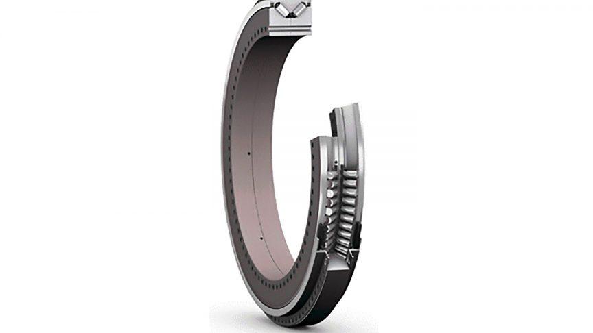 Fig. 9: New-generation SKF Nautilus bearing.