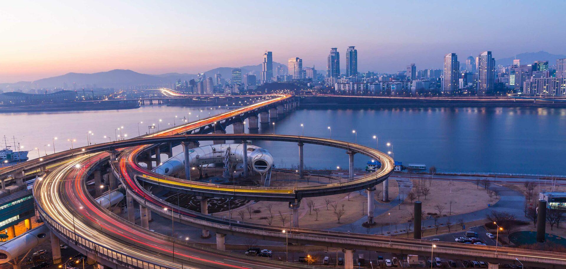 Seoul teilt