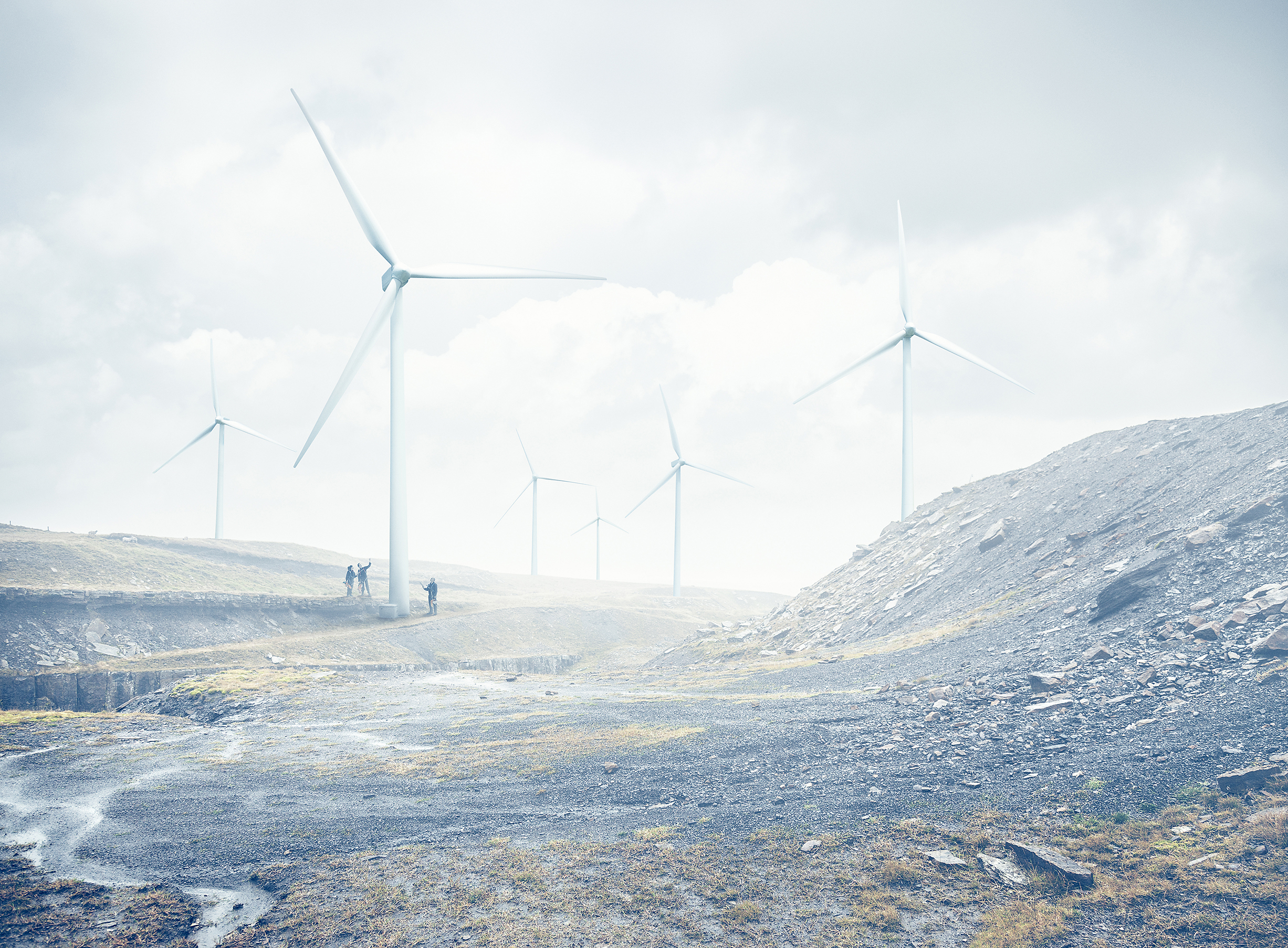 Statistikverfahren zur Senkung der Betriebskosten von Windkraftanlagen