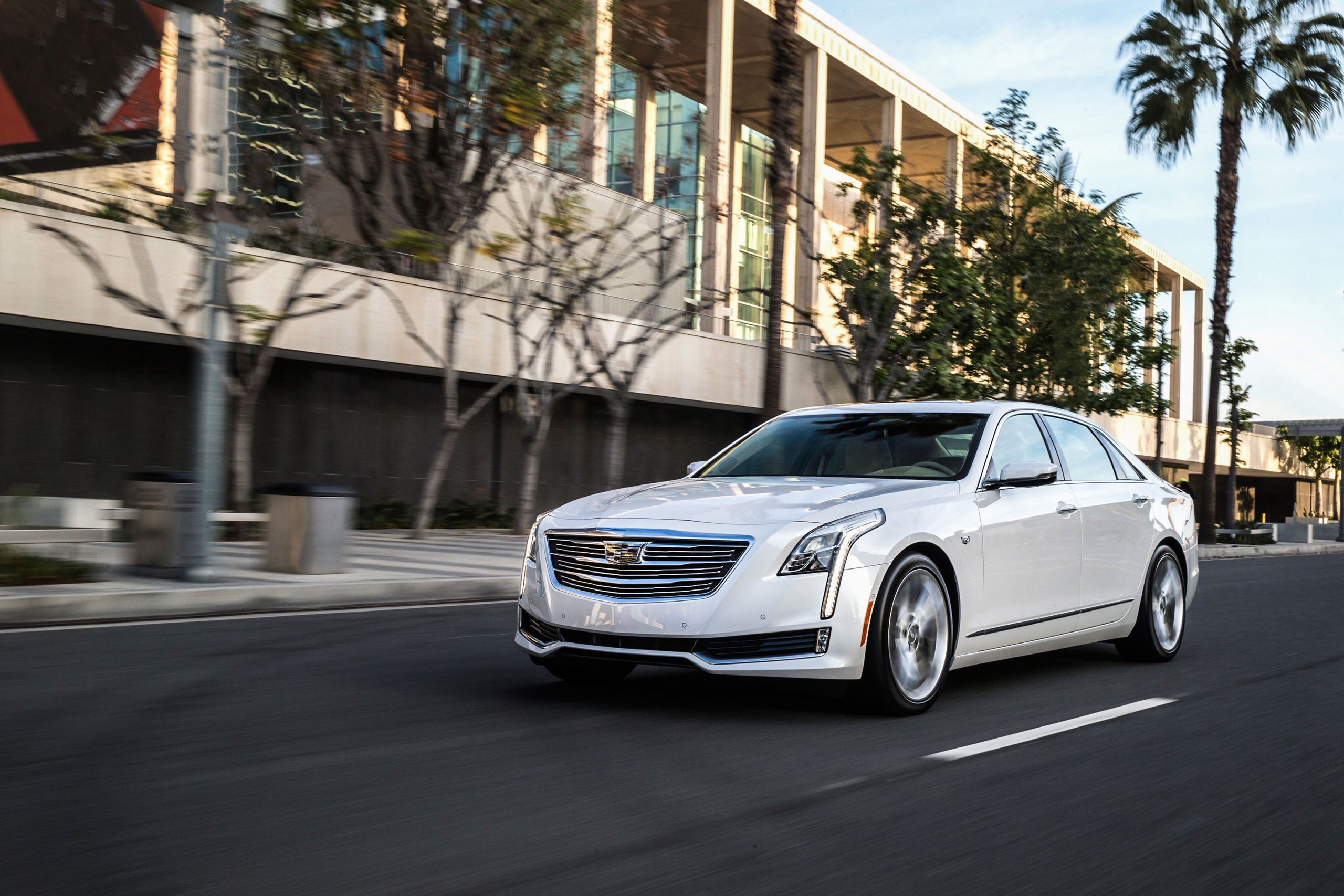 Ložiska nábojů kol pro nový Cadillac CT6