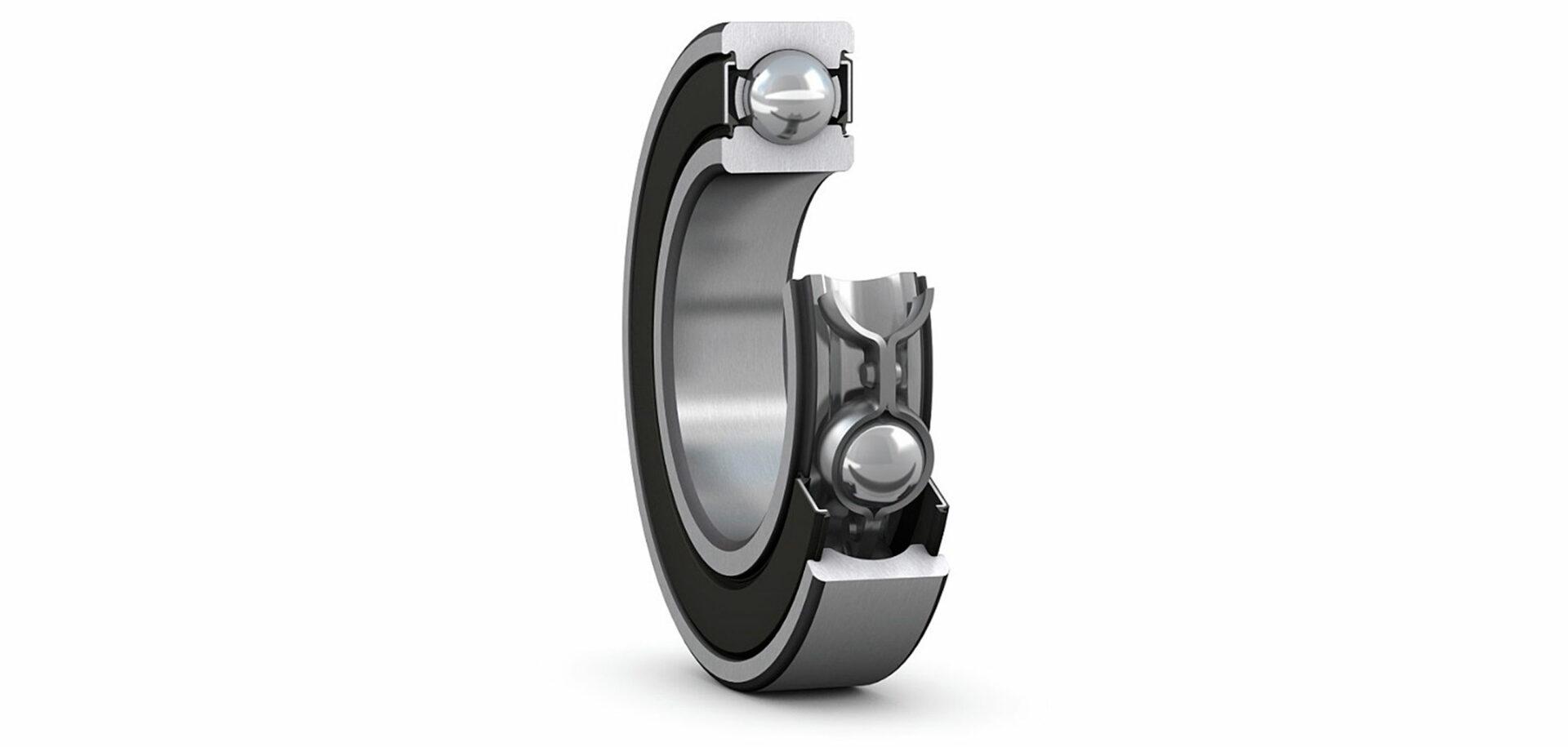 Ampliata la gamma di cuscinetti radiali a sfere con le tenute RSH