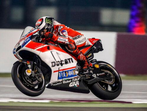 Ducati partnership continues