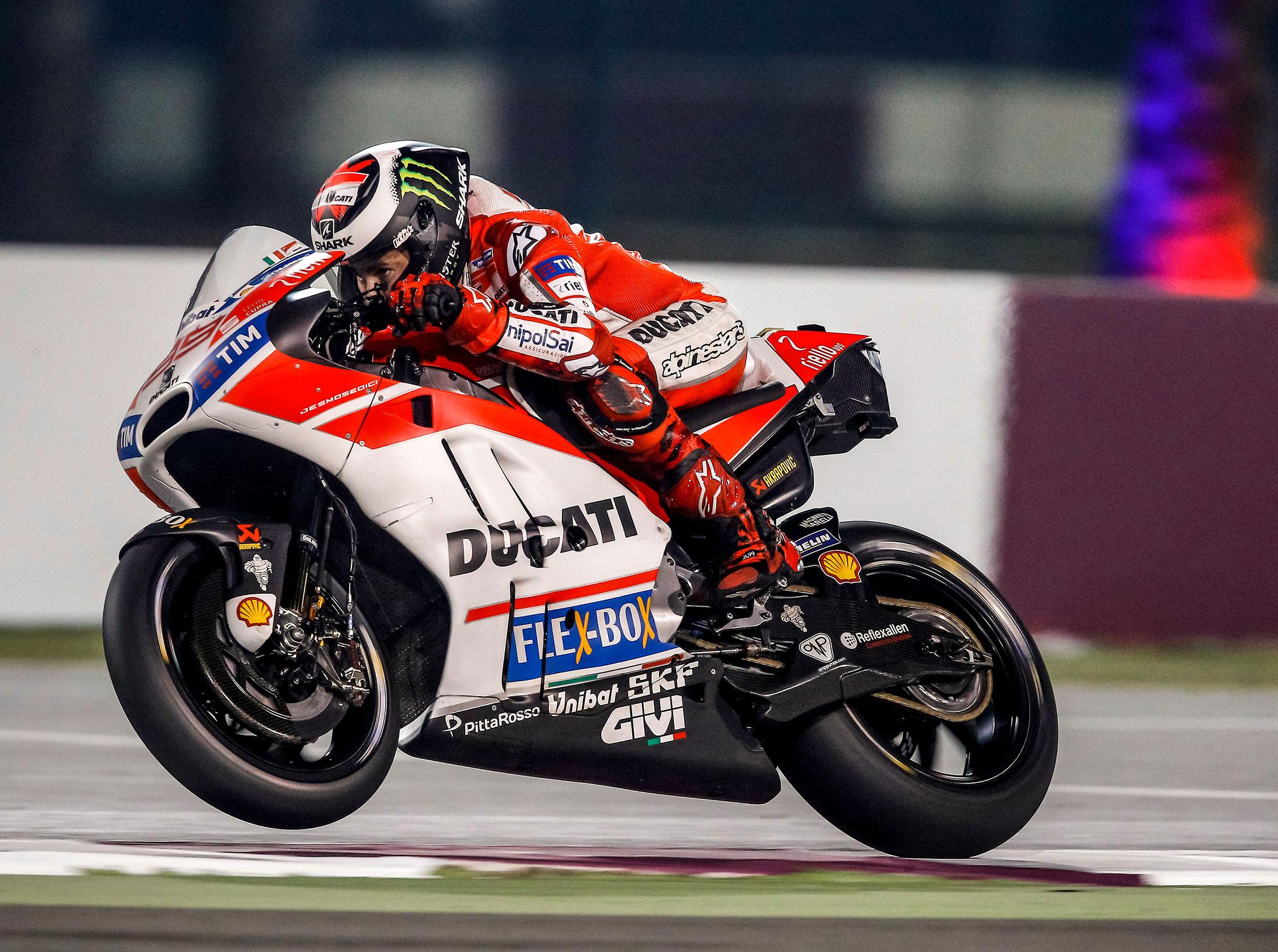 Continua la partnership con Ducati