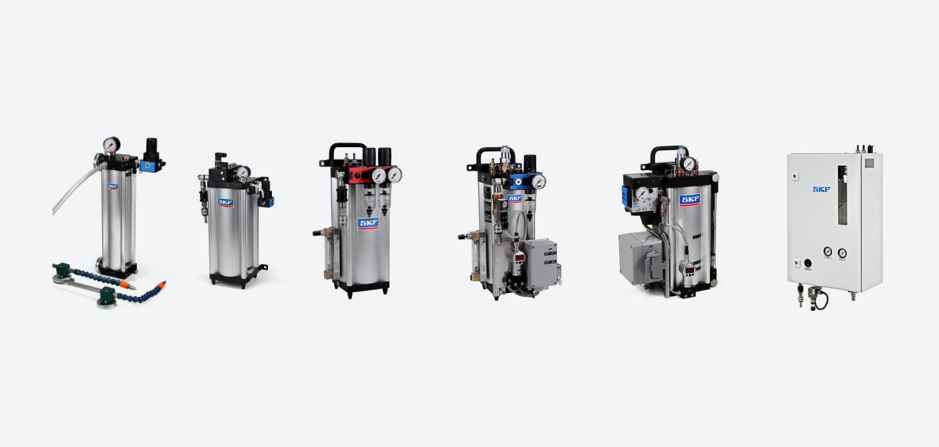 LubriLean product range
