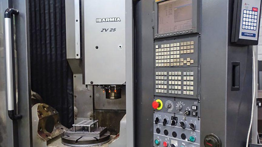 Centro de mecanizado IBARMIA ZV 25 25/U600 EXTREME