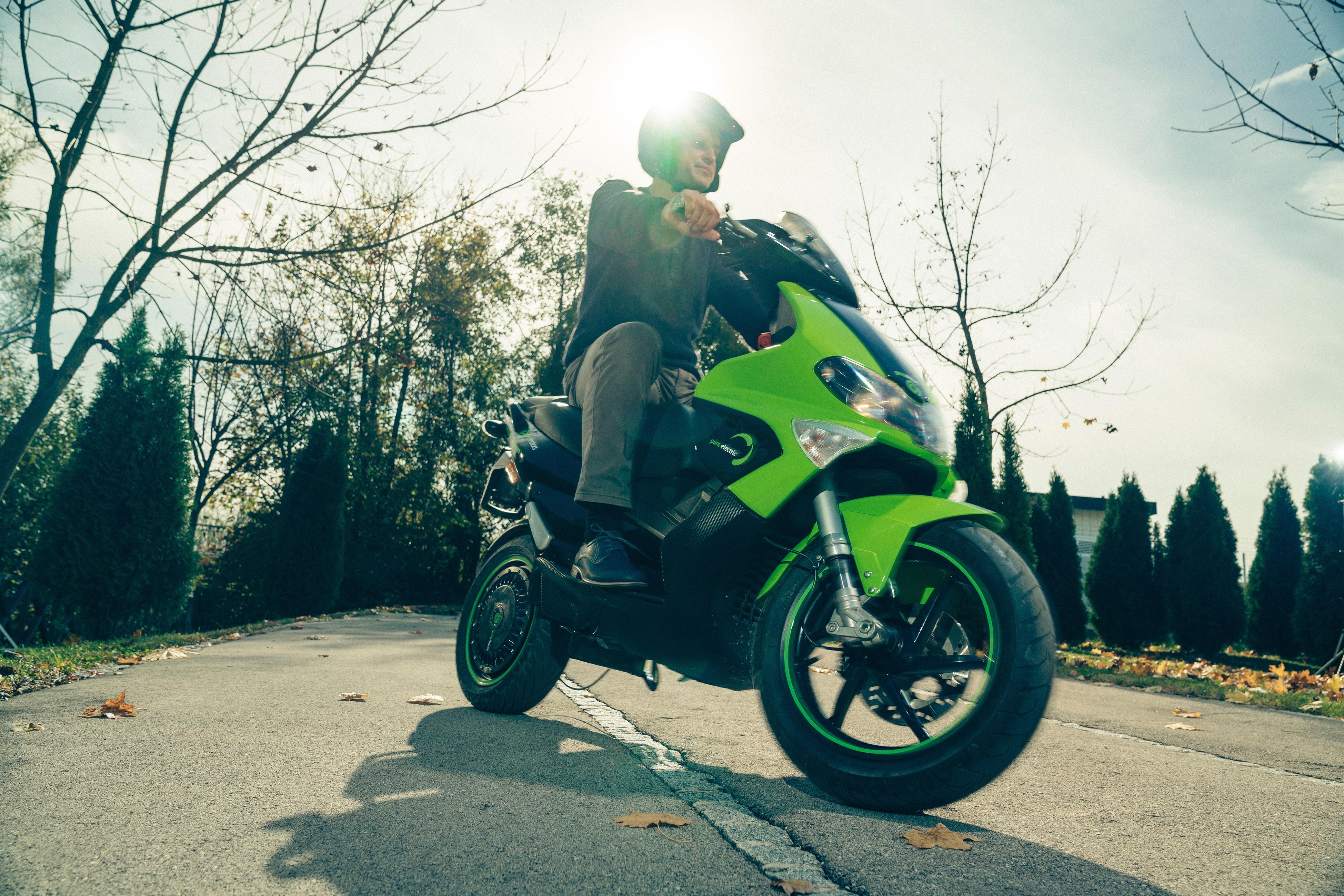 Мотор-колёса набирают скорость