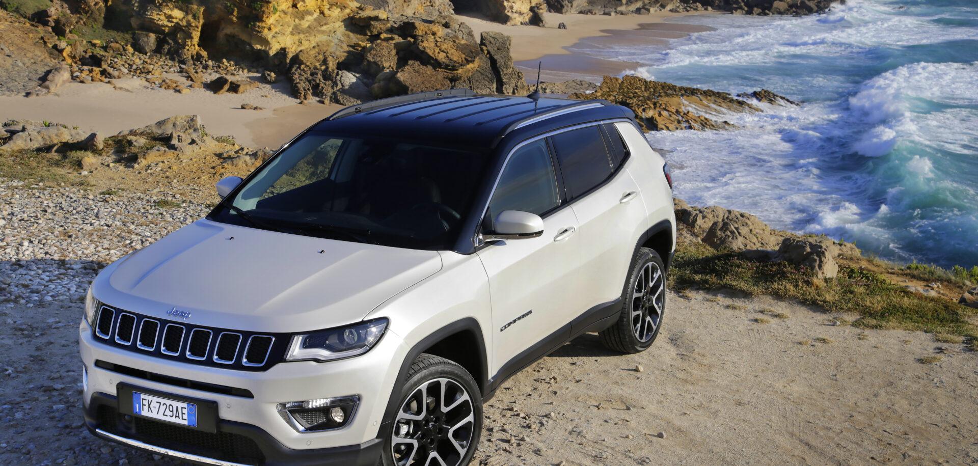 I cuscinetti SKF per le ruote della nuova Jeep Compass