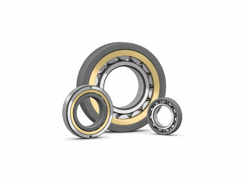 Bearing insulation prevents electrical current damage