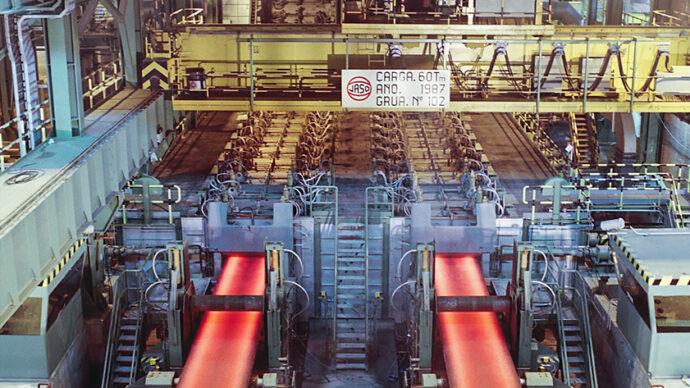 Steel manufacturer ArcelorMittal