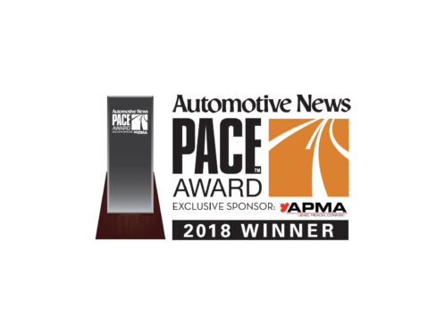 SKF wins 2018 automotive award