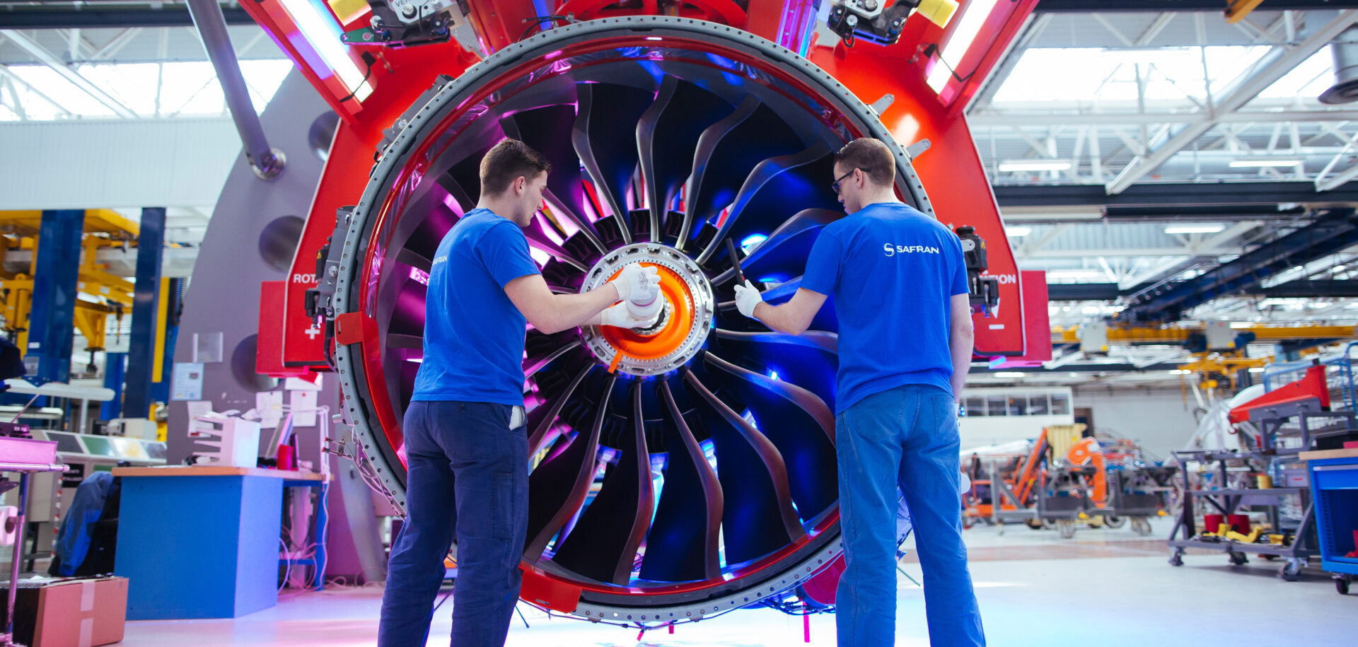The LEAP engine represents a major technological step forward.
