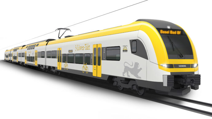 On track with Siemens