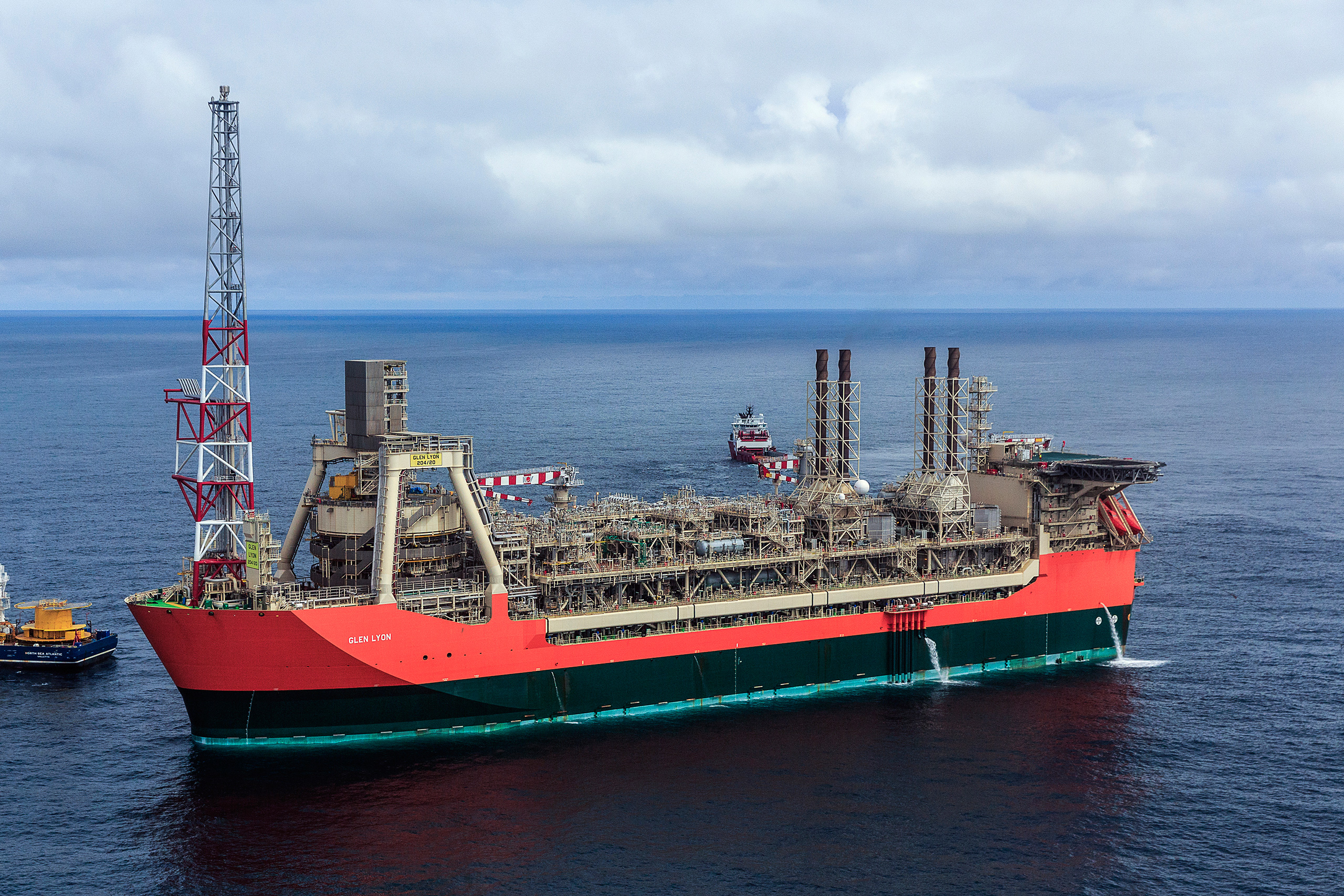 Soluciones para BP North Sea