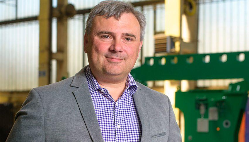 David Dostál, director ejecutivo de Papcel